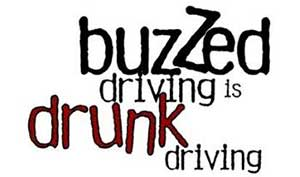 Buzzed Driving Logo