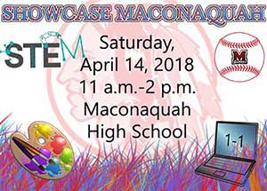 Mac Showcase Flyer