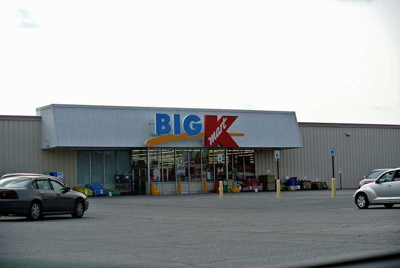 Photo of Peru Kmart location
