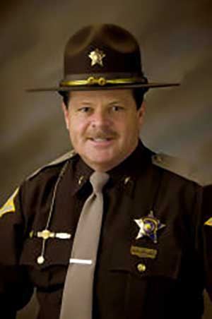 Photo of Sheriff Miller