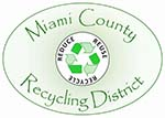 Miami County Recycling Logo